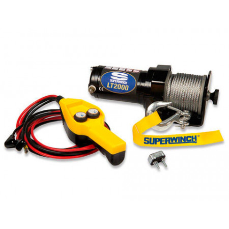 Лебедка для квадроцикла SuperWinch LT2000 электрическая