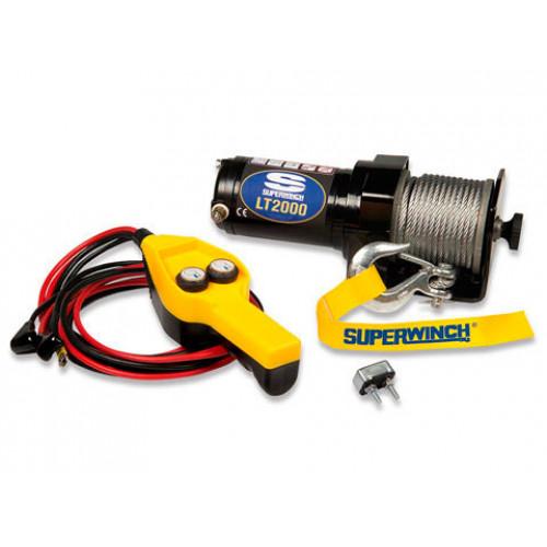 Лебедка для квадроцикла SuperWinch LT2000 электрическая