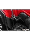 Защита задних крыльев Yamaha Grizzly/Kodiak 2015 + подножки для пассажира
