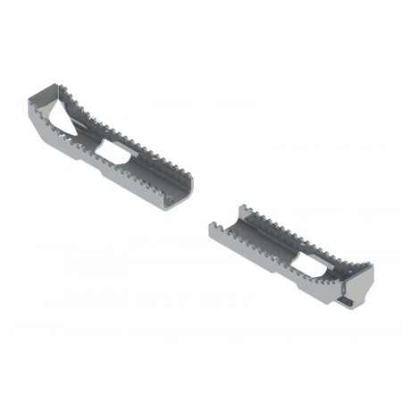 Универсальные подножки для квадроцикла (алюминий)