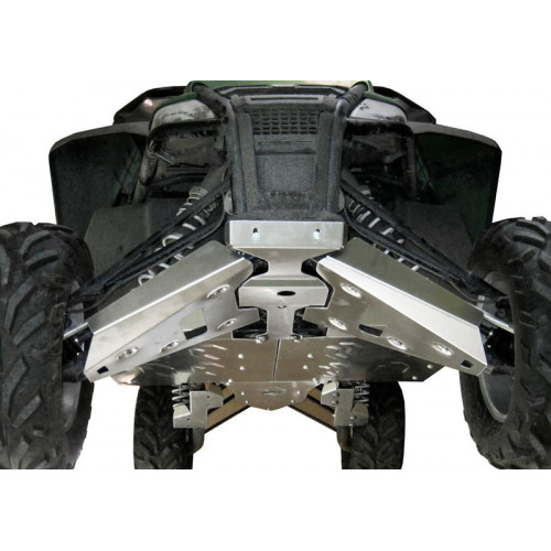 Защита днища для квадроцикла Arctic Cat UTV WILDCAT 1000  (2011-2014)