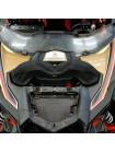 Колпак брызгозащитный на передние амортизаторы BRP Maverick X3