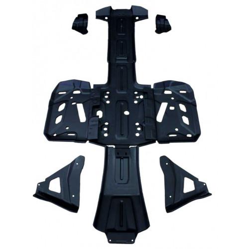 Защита днища для квадроцикла BRP Outlander G2 (2012-2017) пластиковая