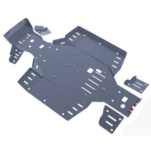 Защита днища для квадроцикла CF Moto UTV Tracker 800