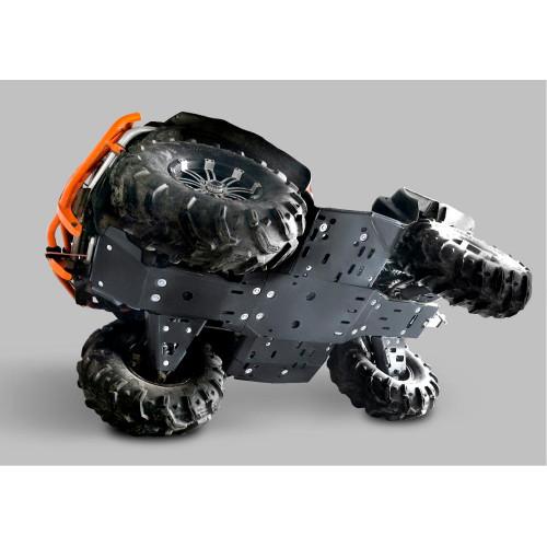 Защита днища для квадроцикла CF MOTO X5 H.O. EPS/ X6 EPS (пластик)