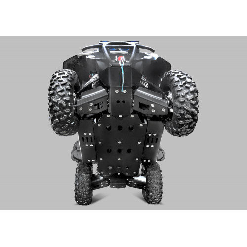 Защита днища для квадроцикла CF MOTO Z8/Z10 (пластик)