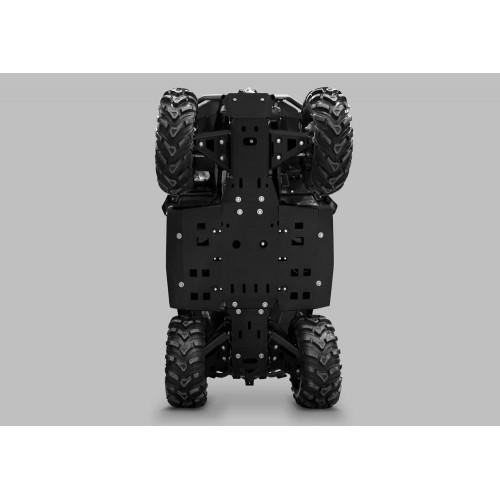 Защита днища для квадроцикла CFMOTO CFORCE 600 2020- (пластик)