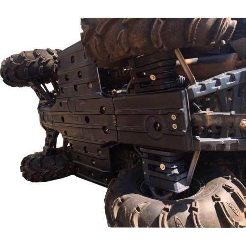 Защита днища для квадроцикла CF MOTO X8 пластиковая