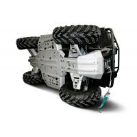 Защита днища для квадроцикла CF Moto  X4