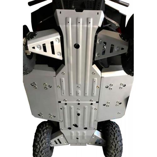 Защита днища для UTV Polaris Ranger 570 (2017-)