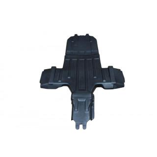 Защита днища для квадроцикла Polaris RZR 1000 пластиковая