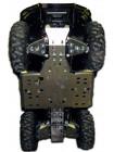 Защита днища для квадроцикла Stels ATV 700 GT/600 GT/800 GT MAX 2012