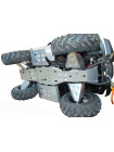 Защита днища для квадроцикла Stels ATV 700 Hsun/ 500 H / 450 H 2012-
