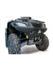 Защита днища для квадроцикла Suzuki Kingquad LT-A750/ LT-A500