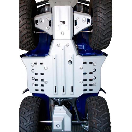 Защита днища для квадроцикла YAMAHA Grizzly 350 2012-
