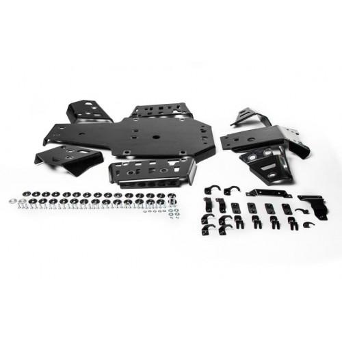 Защита днища для квадроцикла Yamaha Grizzly 700/Kodiak (пластик)