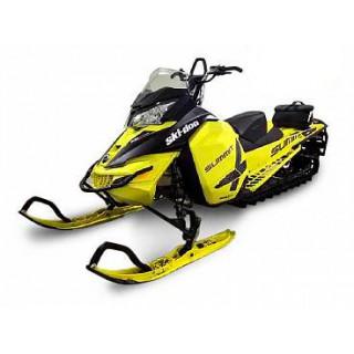 Бампер передний алюминиевый для снегохода BRP Ski-doo Summit Rev-XM/XS