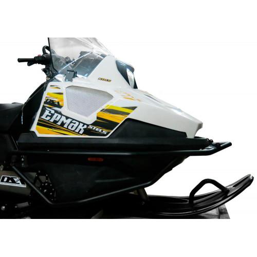 Бампер передний  для снегохода Stels ЕРМАК