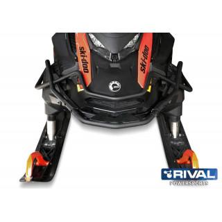 Передний бампер с боковой защитой для снегохода BRP Ski-doo Skandic WT (2021)