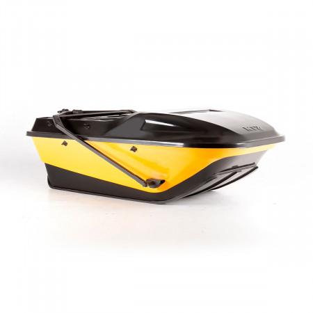 Сани-волокуши KTZ Compact для снегохода полная комплектация