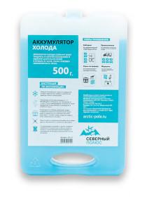 Аккумулятор холода для термосумки АХ-15 (500 г.)