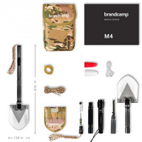 Многофункциональная лопата Brandcamp BC-M-IV