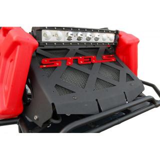 Вынос радиатора на квадроцикл Stels Leopard