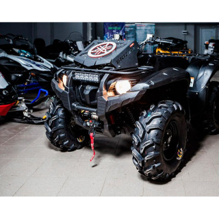 Вынос радиатора на квадроцикл Yamaha Grizzly 550/700