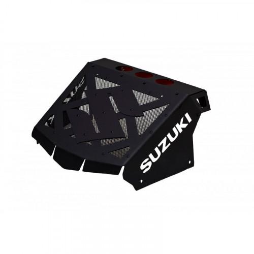 Вынос радиатора на квадроцикл Suzuki KingQuad 750