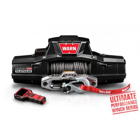 Лебедка электрическая WARN ZEON 10-S Platinum