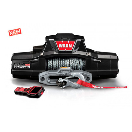 Лебедка электрическая WARN ZEON 12-S Platinum