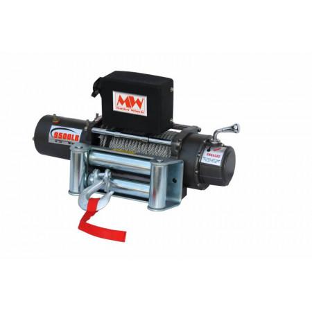 Лебедка автомобильная электрическая Master Winch 9500-12V