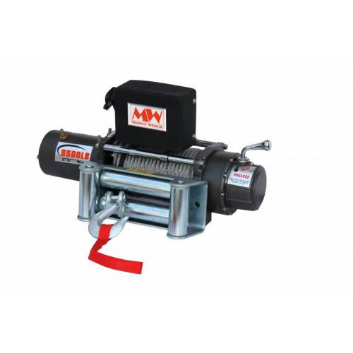 Лебедка автомобильная электрическая Master Winch 9500-24V