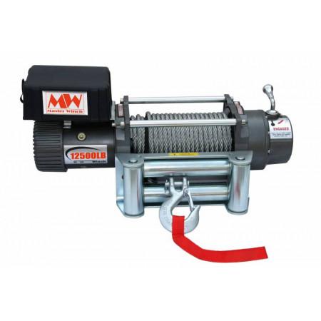 Лебедка автомобильная электрическая Master Winch E12500-12V