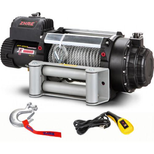 Лебедка автомобильная электрическая Master Winch X18000-12V