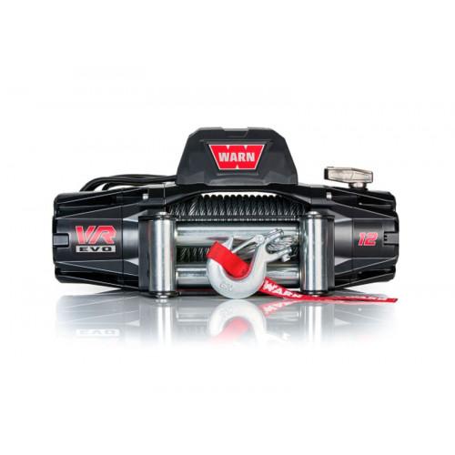 Лебедка электрическая WARN VR EVO 12 (Новинка)