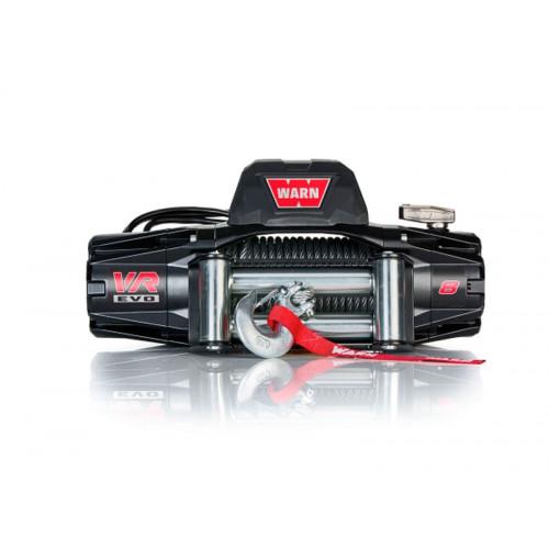 Лебедка электрическая WARN VR EVO 8 (Новинка)
