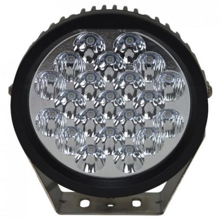 Светодиодная фара (прожектор) комбинированного света для внедорожника Aurora (ALO-R-5-C10B)