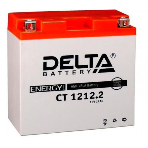 Аккумулятор Delta CT 1212.2 12В/12Ач
