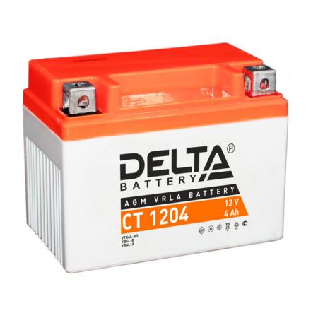 Аккумулятор Delta CT 1204 12В/4Ач