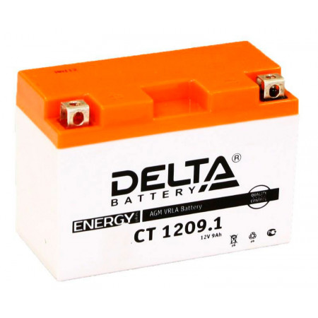 Аккумулятор Delta CT 1209.1 12В/9Ач