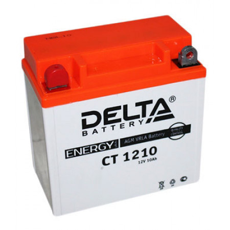 Аккумулятор Delta CT 1210 12В/10Ач