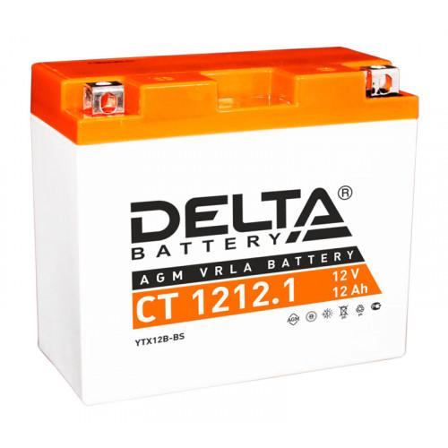 Аккумулятор Delta CT 1212.1 12В/12Ач