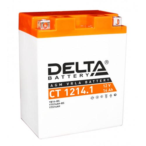 Аккумулятор Delta CT 1214.1 12В/14Ач