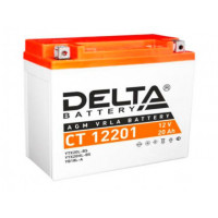 Аккумулятор Delta CT 12201 12В/20Ач