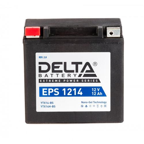 Аккумулятор Delta EPS 1214 12В/14Ач
