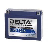 Аккумулятор Delta EPS 1216 12В/16Ач