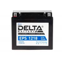 Аккумулятор Delta EPS 1218 12В/20Ач