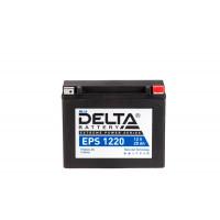 Аккумулятор Delta EPS 1220 12В/24Ач