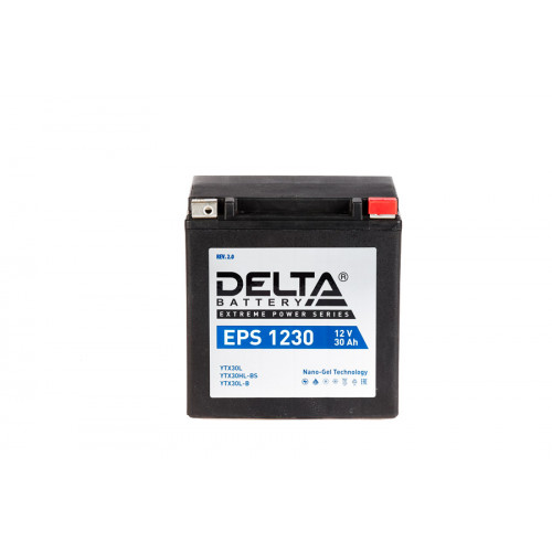 Аккумулятор Delta EPS 1230 12В/30Ач